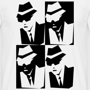 Ska Men T-shirts - Mannen T-shirt