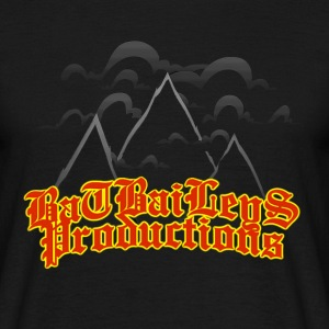 T-shirt HQ BaTBaiLey'S Productions - T-shirt Homme