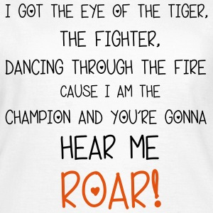 Eye Of The Tiger T-shirts - T-shirt dam