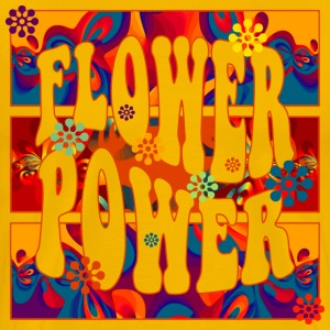 Flower Power Feeling - Männer Premium T-Shirt