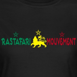 rastafari mouvement T-Shirts - Women's T-Shirt