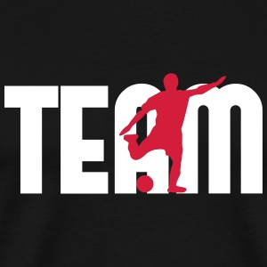 Team football - T-shirt Premium Homme