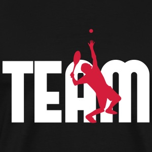 Team Tennis - T-shirt Premium Homme