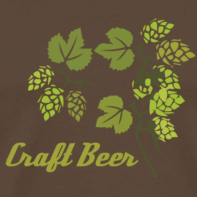 Craft Beer clásica hombre