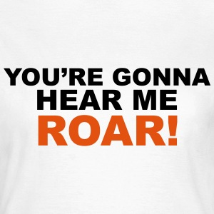 Roar T-Shirts - Women's T-Shirt
