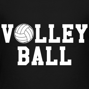 Volleyball Shirts - Kinderen Premium T-shirt