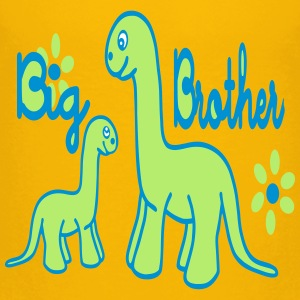 Dino_big brother Camisetas - Camiseta premium niño
