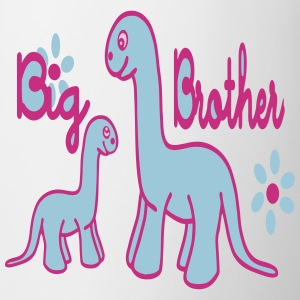 Dino_big brother Flaschen & Tassen - Tasse