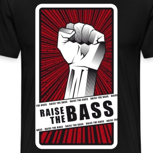 BASS T-Shirts - Men's Premium T-Shirt