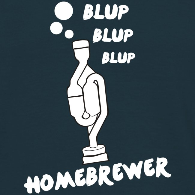 Homebrewer - hombre
