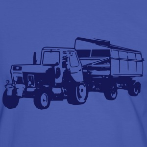tractor T-Shirts - Men's Ringer Shirt