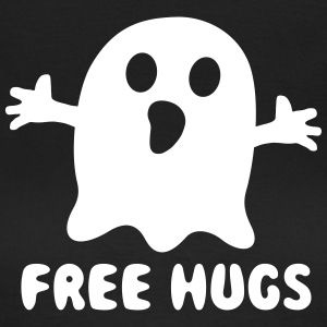 Free hugs ghost T-Shirts - Frauen T-Shirt