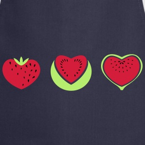 Strawberry Watermelon & Fig - Cooking Apron