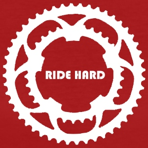 ride-hard T-Shirts - Frauen Bio-T-Shirt