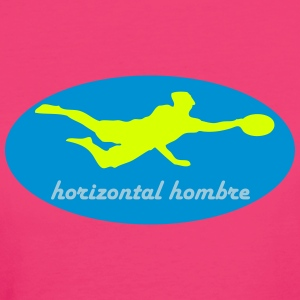 Horizontal - Frauen Bio-T-Shirt