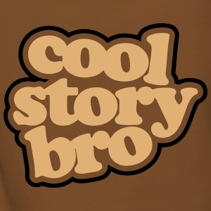 Cool Story Bro Sweat-shirts - Sweat-shirt à capuche Premium pour femmes