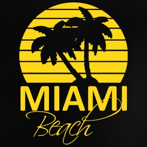 miami beach T-shirts - Baby-T-shirt