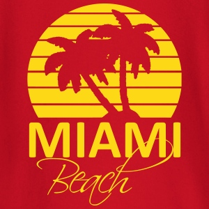 miami beach Kids & Babies - Baby Long Sleeve T-Shirt