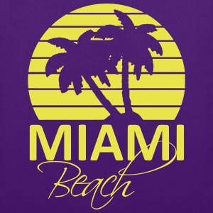 miami beach Bags & backpacks - Tote Bag