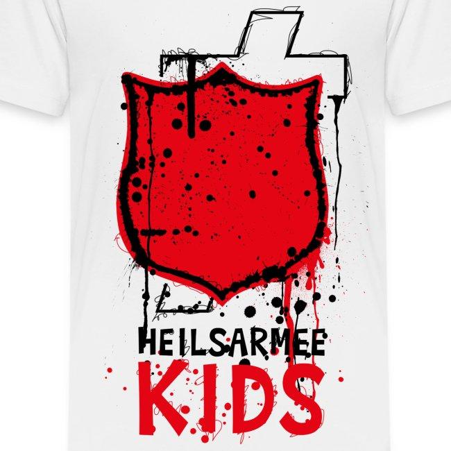 Heilsarmee Kids - Shield