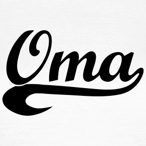 Oma T-Shirts - Frauen T-Shirt
