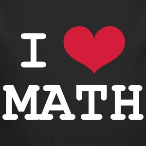 I Love Math Sweats - Body bébé bio manches longues