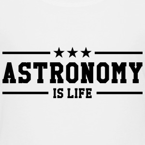 Astronomy T-shirts - Teenager premium T-shirt