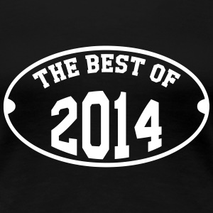 The Best of 2014 T-Shirts - Frauen Premium T-Shirt