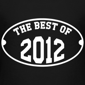 The Best of 2012 Skjorter - Premium T-skjorte for barn