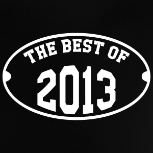 The Best of 2013 Tee shirts - T-shirt Bébé