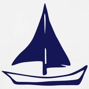 Sailing - sailboat T-Shirts - Men's T-Shirt