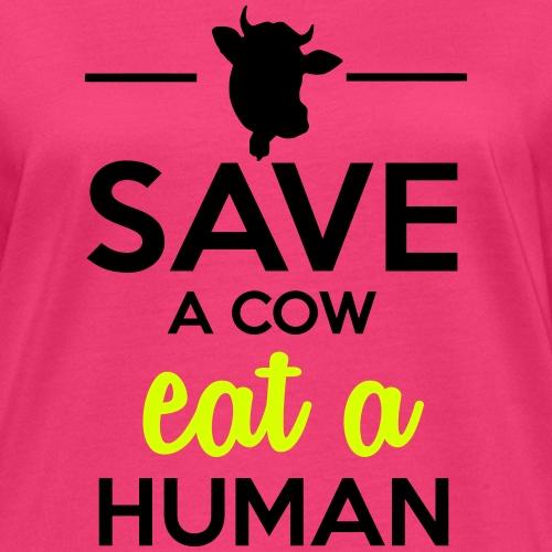 Menschen & Tiere - Save a Cow eat a Human