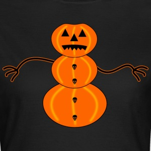 Halloween-Man T-Shirts - Frauen T-Shirt