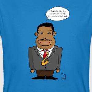 Julian Cannonball Adderley  - Männer Bio-T-Shirt