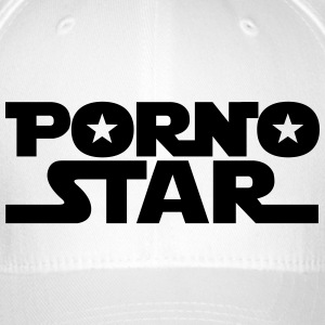 Porno Star Caps & Hats - Flexfit Baseball Cap