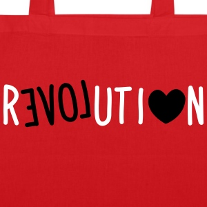 Love Revolution Bags & backpacks - Tote Bag