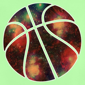 basketball galaxy Shirts - Baby T-Shirt