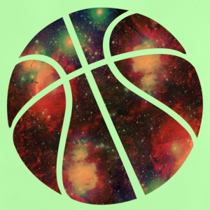basketball galaxy T-Shirts - Baby T-Shirt