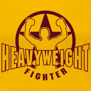 heavyweight fighter T-Shirts - Women's Premium T-Shirt