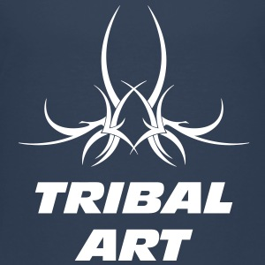 Tribal Art T-shirts - Premium-T-shirt barn