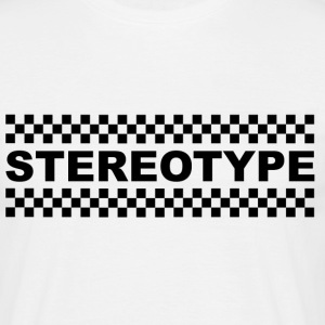 Stereotype T-Shirts - Men's T-Shirt