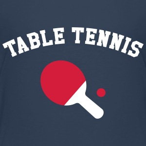 Table Tennis T-Shirts - Kinder Premium T-Shirt