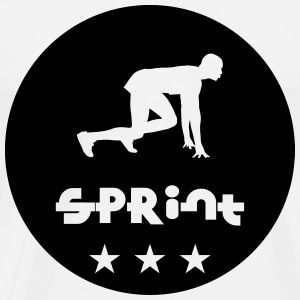 Sprint T-Shirts - Men's Premium T-Shirt