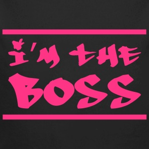 I'm the Boss Hoodies - Longlseeve Baby Bodysuit
