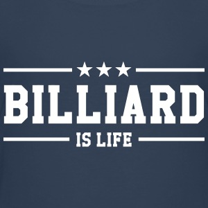 Billiard is life ! Shirts - Teenage Premium T-Shirt