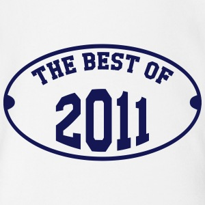 The Best of 2011 Tee shirts - Body bébé bio manches courtes