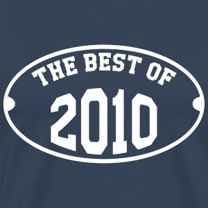 The Best of 2010 T-shirts - Premium-T-shirt herr