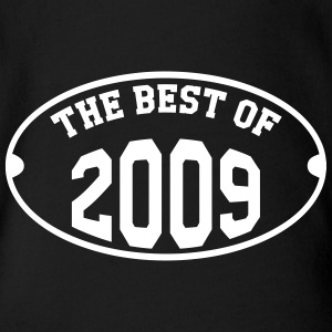 The Best of 2009 Tee shirts - Body bébé bio manches courtes
