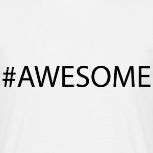 Awesome T-shirts - Mannen T-shirt