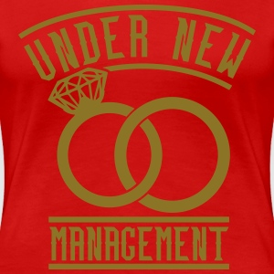 Under new management T-shirts - Premium-T-shirt dam